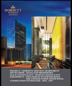 Dorsett Service Aparment