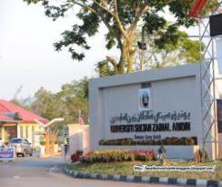 Universiti Sultan Zainal Abidin, Kuala Terengganu