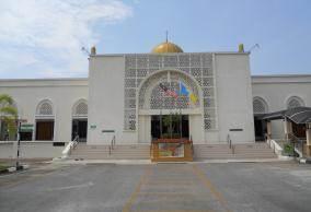 Masjid Daerah Barat Daya Balik Pulau, Pulau Pinang