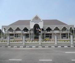 Kompleks Mahkamah Balik Pulau, Pulau Pinang