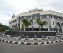 Kompleks Ukir Mall (PKNK) Alor Setar, Kedah