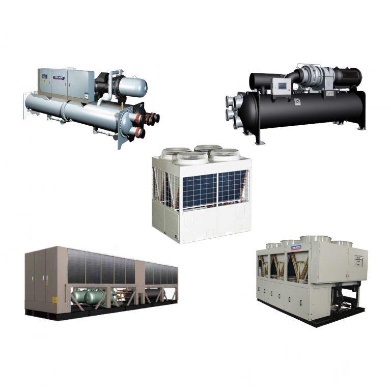 Commercial Chiller System
